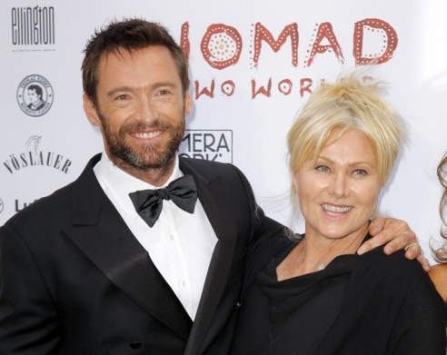 Hugh Jackman Attends the Nomad Two Worlds Exhibition